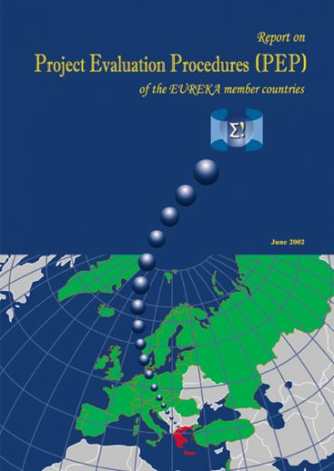 Report on Project Evaluation Procedures (PEP) of the EUREKA member countries - Εκδόσεις Ζήτη