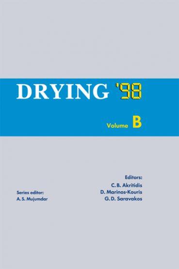Drying '98 - Volume B - Εκδόσεις Ζήτη