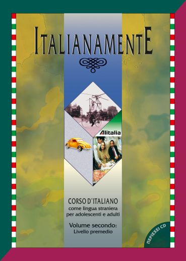 Italianamente, Volume secondo - Εκδόσεις Ζήτη