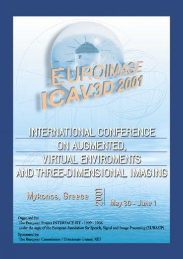Euroimage ICAV3D 2001 - Εκδόσεις Ζήτη