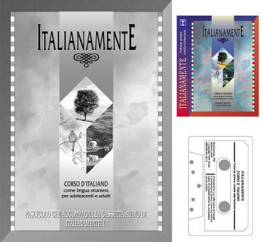 Italianamente, Volume primo, cassetta audio - Εκδόσεις Ζήτη