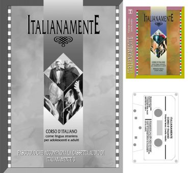Italianamente, Volume terzo, cassetta audio - Εκδόσεις Ζήτη