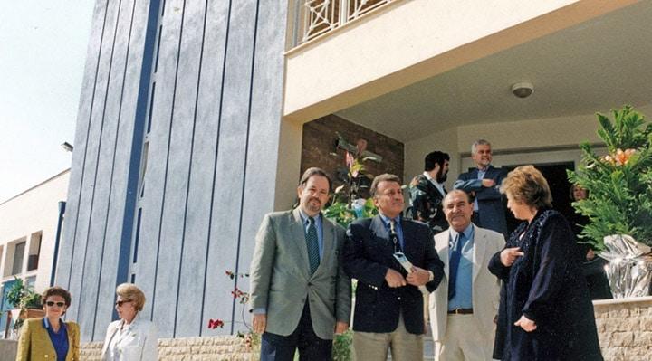 1997: Oι νέες παραγωγικές εγκαταστάσεις - Ιστορία Εκδόσεων Ζήτη